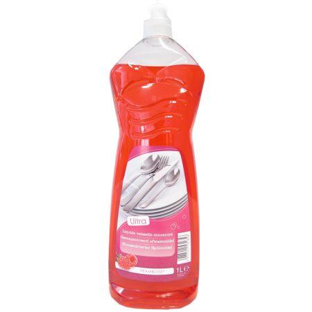 Ultra Afwasmiddel Framboos 1L