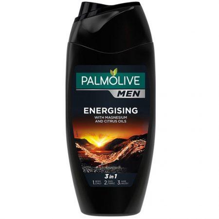 """Palmolive Men Body&Hair """"Energising"""" 250ml"""