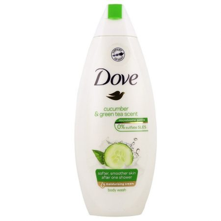 "Dove Douchecrème ""Komkommer & Groene Thee"" 250ml"