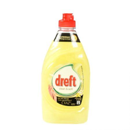 Dreft Clean & Soft Kamille & Vanille