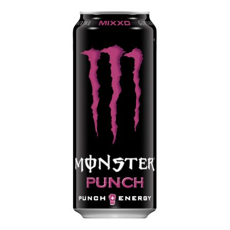 MONSTER PUNCH MIXXD CAN 0.50L