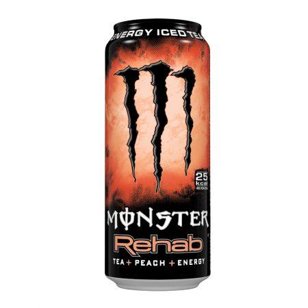 Monster energy drink rehab peach 500ml