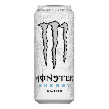 Monster energy ultra white 500ml