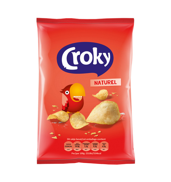 Croky naturel 40g