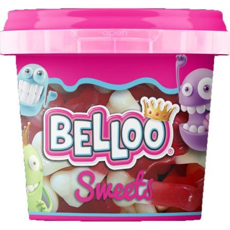 """Belloo sweets """"Gladde Beenderen"""" 200g Halal Gelatine"""