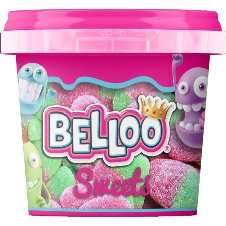 "Belloo sweets ""Aardbeien"" 200g Halal Gelatine"
