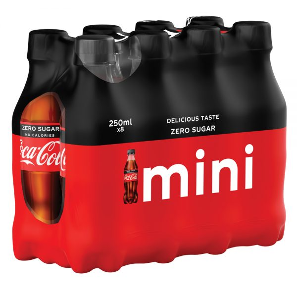 Coca cola zero mini