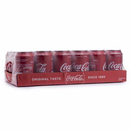 Coca cola original taste 24 x 33cl