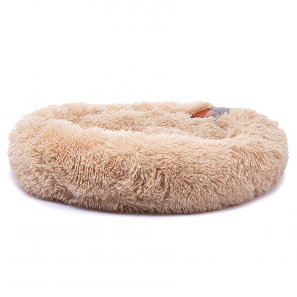 Hondenkussen Fluffy Beige Superzacht