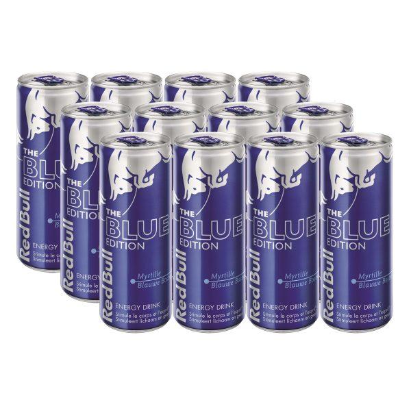 Red Bull Blue Edition 12 x 250ml