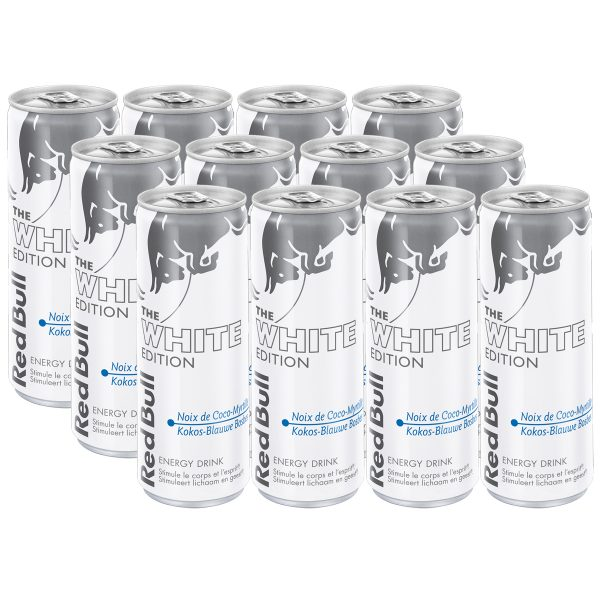 Red Bull White Edition 12 x 250ml