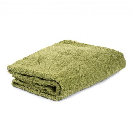 Badlaken –Fel Groen – 70 x 130cm– 100% katoen