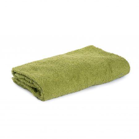 Handdoek – Fel Groen – 50 x 90 cm – 100% katoen