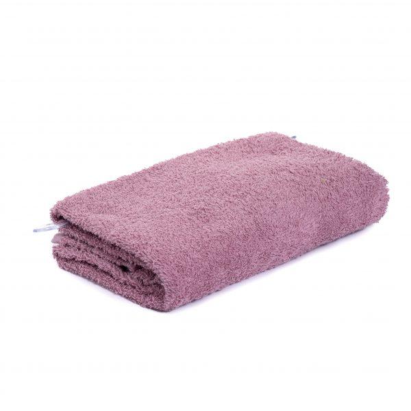 Handdoek – Oud Roze – 50 x 90 cm – 100% katoen