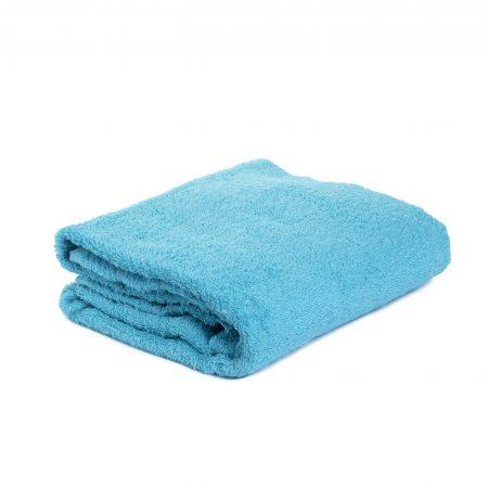 Badlaken – Turquoise – 70 x 130 cm– 100% katoen