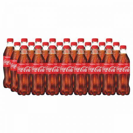 Coca Cola Original Taste 24 x 0,5l PET INT