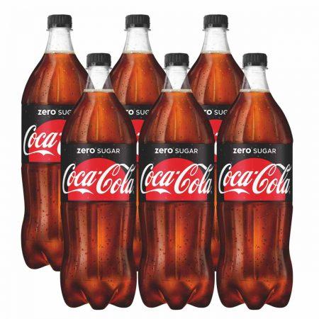 Coca Cola Zero Sugar PET 6 x 1,5l INT