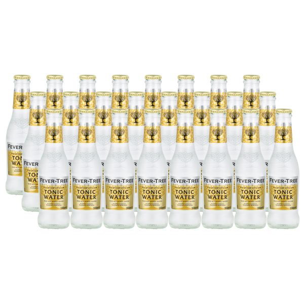 Fever-Tree Indian Tonic Water 24 x 200ml