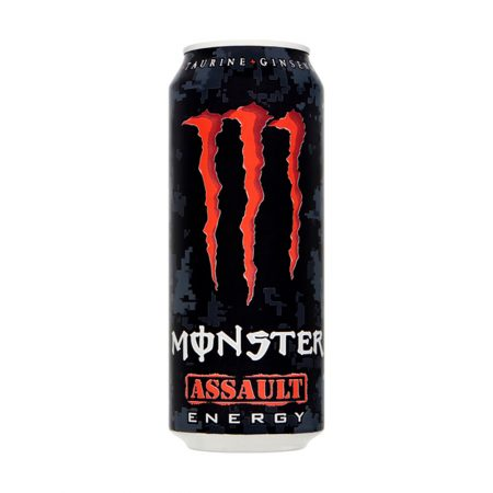 Monster Energy Assault - 500ml