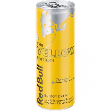 Red Bull Yellow Edition 250ml