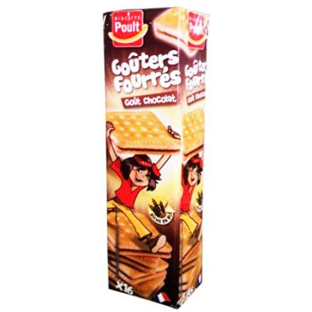 Gouters Fourrés Graankoekje met Chocolade 16st