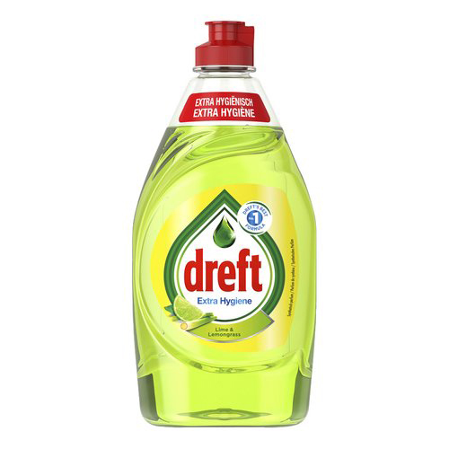 "Dreft afwasmiddel ""Lime & Lemongrass"" 450ml"