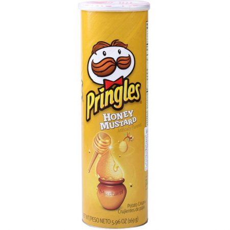 Pringles USA Honey Mustard 158gr