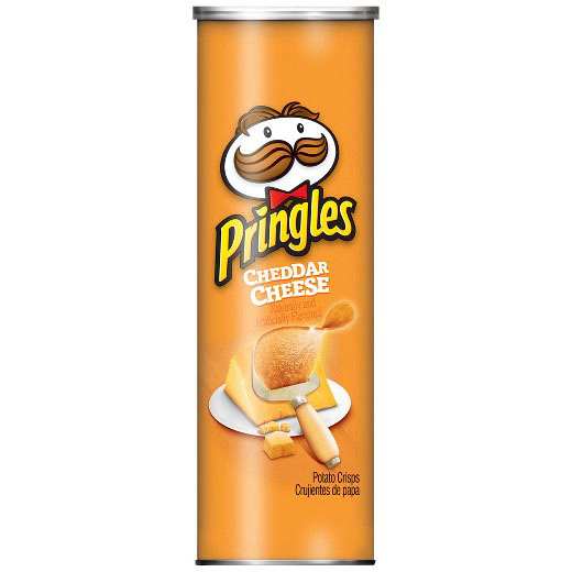 Pringles USA Cheddar Cheese 158gr
