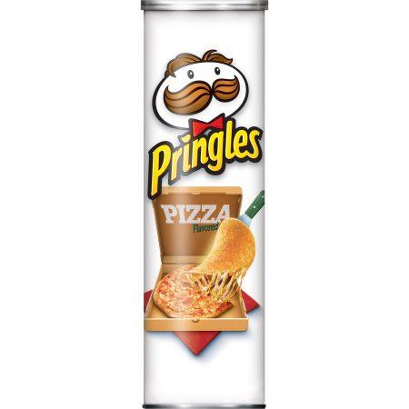 Pringles USA Pizza 158gr