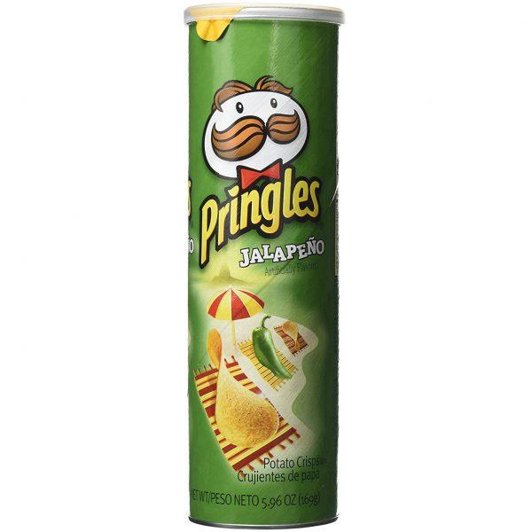 Pringles USA Jalapeno 158gr