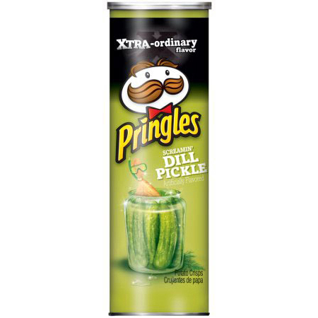 Pringles USA Buffalo Dill Pickle 158gr