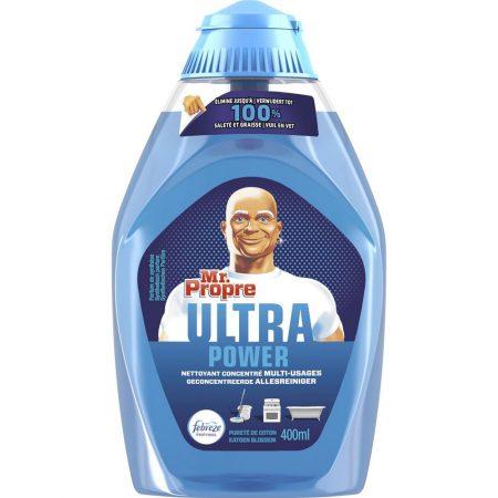 Mr. Propre Ultra Power Allesreiniger Febreze Freshness Katoen Bloesem 400ml