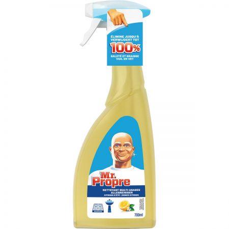 Mr. Propre Spray Allesreiniger Zomer Citroen 700ml