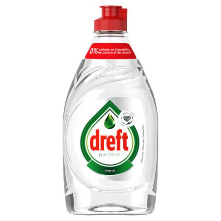 Dreft Afwasmiddel Purclean Original 383ml