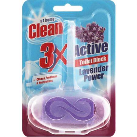 At Home Clean Toilet blok Lavendel 40g