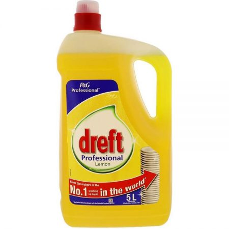 Dreft Afwasmiddel Professional Citroen 5000ml