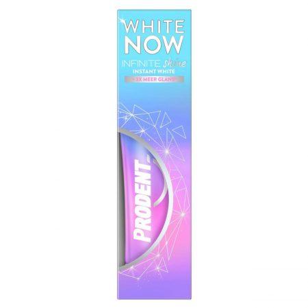 Prodent Tandpasta White Now Infinite Shine 75ml