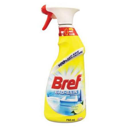 Bref Spray Bad – Citroen – 750ml