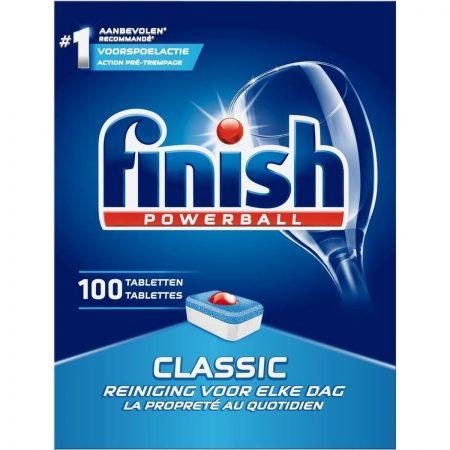 Finish Powerball Classic - 100 tabs