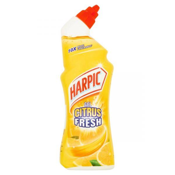 Harpic WC Gel Citrus Fresh 750ml