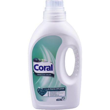 Coral Sensitive Color Wasmiddel 25wasb/1,375L