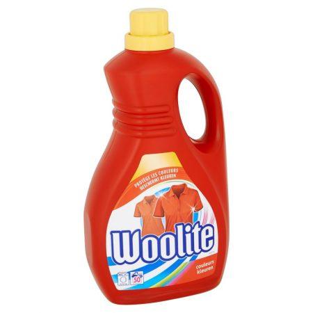Woolite Vloeibaar Wasmiddel Kleuren 50wasb/3L