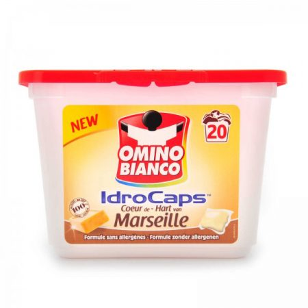 Omino Bianco Caps - Hart van Marseille - 20wasb.