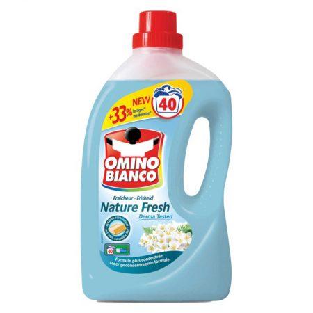 Omino Bianco Wasmiddel - Nature Fresh- 33wasb/2L