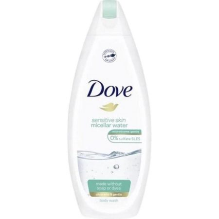 "Dove Douchecrème ""Sensitive Skin Micellar Water"" 250ml"
