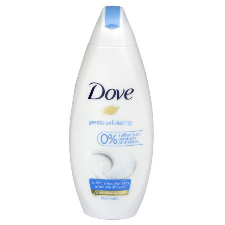 "Dove douchecrème ""Gentle Exfoliating"" 250ml"