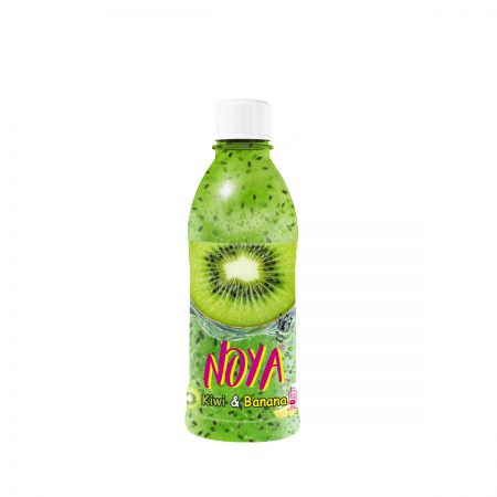 """Noya Drink """"Kiwi & Banaan"""" 355ml"""