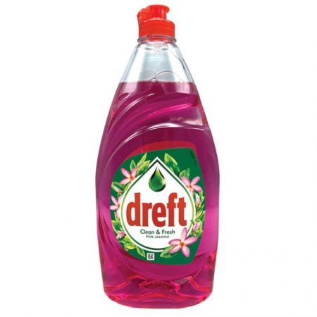 Dreft Afwasmiddel Clean & Fresh - Pink Jasmin - 800ml