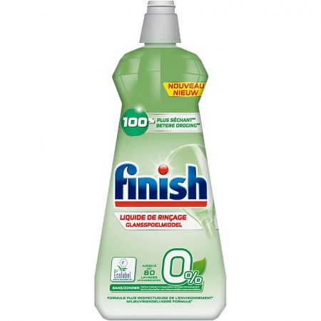 Finish Glansspoelmiddel - 0% eco - 160wasb./800ml