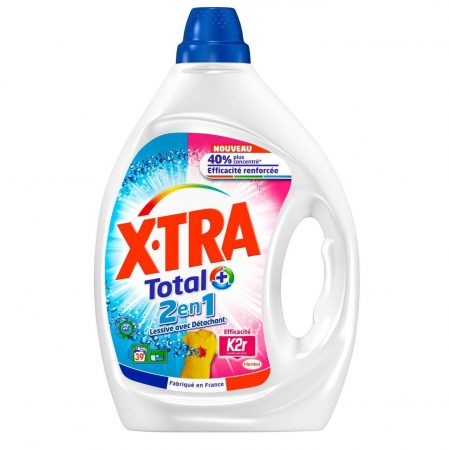 X-tra total+ 2in1 - 39wasb./1,95l